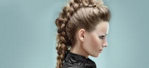 braided mohawk