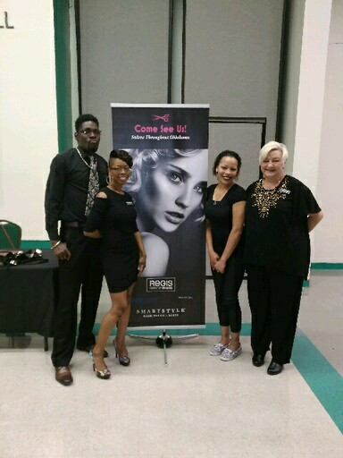 cosmetology trade show