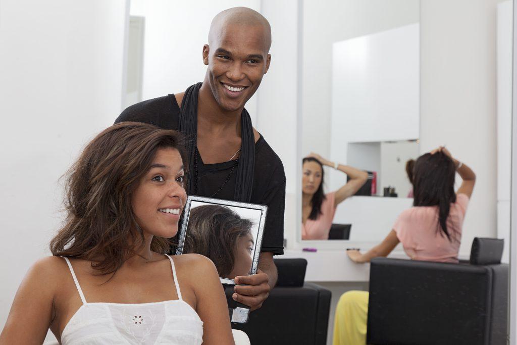 Cosmetology School Class