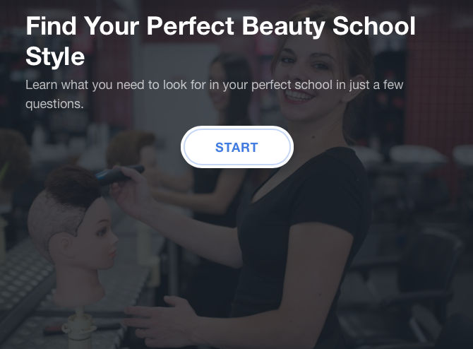 Beauty school quiz