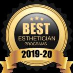 best esthetician programs 2019-2020