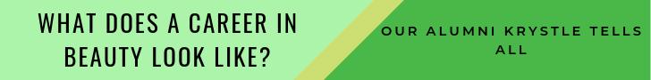 career in beuaty krystle- banner