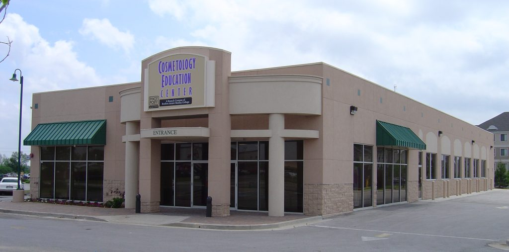 Cosmetology Education Center in Tulsa 2004